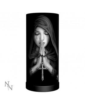 Lampe Nemesis Now Gothic Prayer