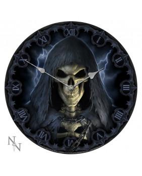 Horloge gothique The reaper
