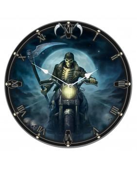 horloge biker gothique Hell Rider