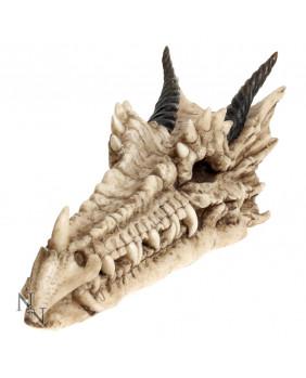 Porte encens crâne de dragon Draco