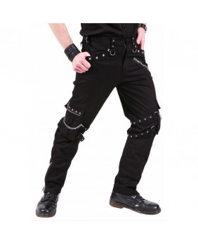 Pantalon gothique rock métal Dead Threads TT9387