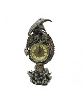 Horloge steampunk dragon Clockwork Reign