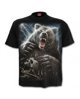 Tee Shirt homme Bear Claws