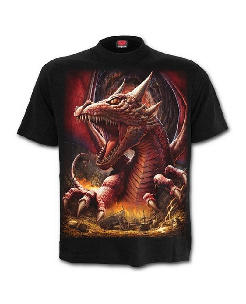 Tee Shirt homme AWAKE THE DRAGON