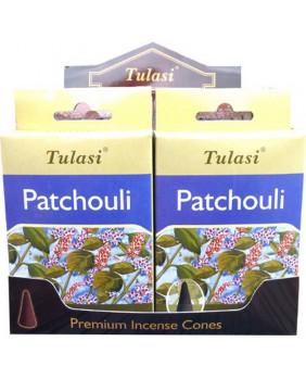 Encens cône Patchouli Tulasi