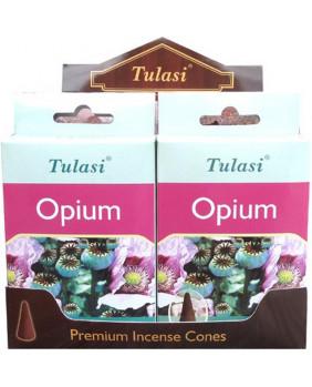 Encens cône Opium Tulasi