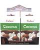 Encens cône Noix de coco Tulasi