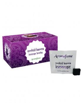 Encens Briques Orchid Karma Aromafume