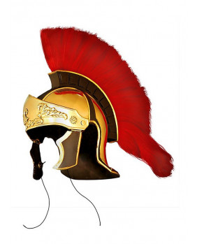 Casque Romain centurion