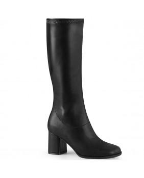 Funtasma GOGO-300-2 bottes noires Fashion rock