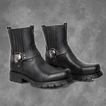 Boots gothique et rock