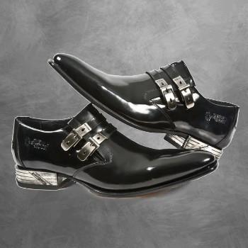 Chaussures de ville rock