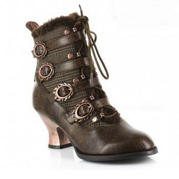 Chaussures steampunk