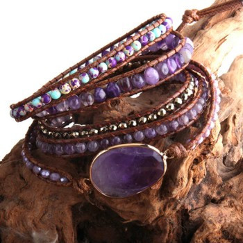 Bracelet gothique