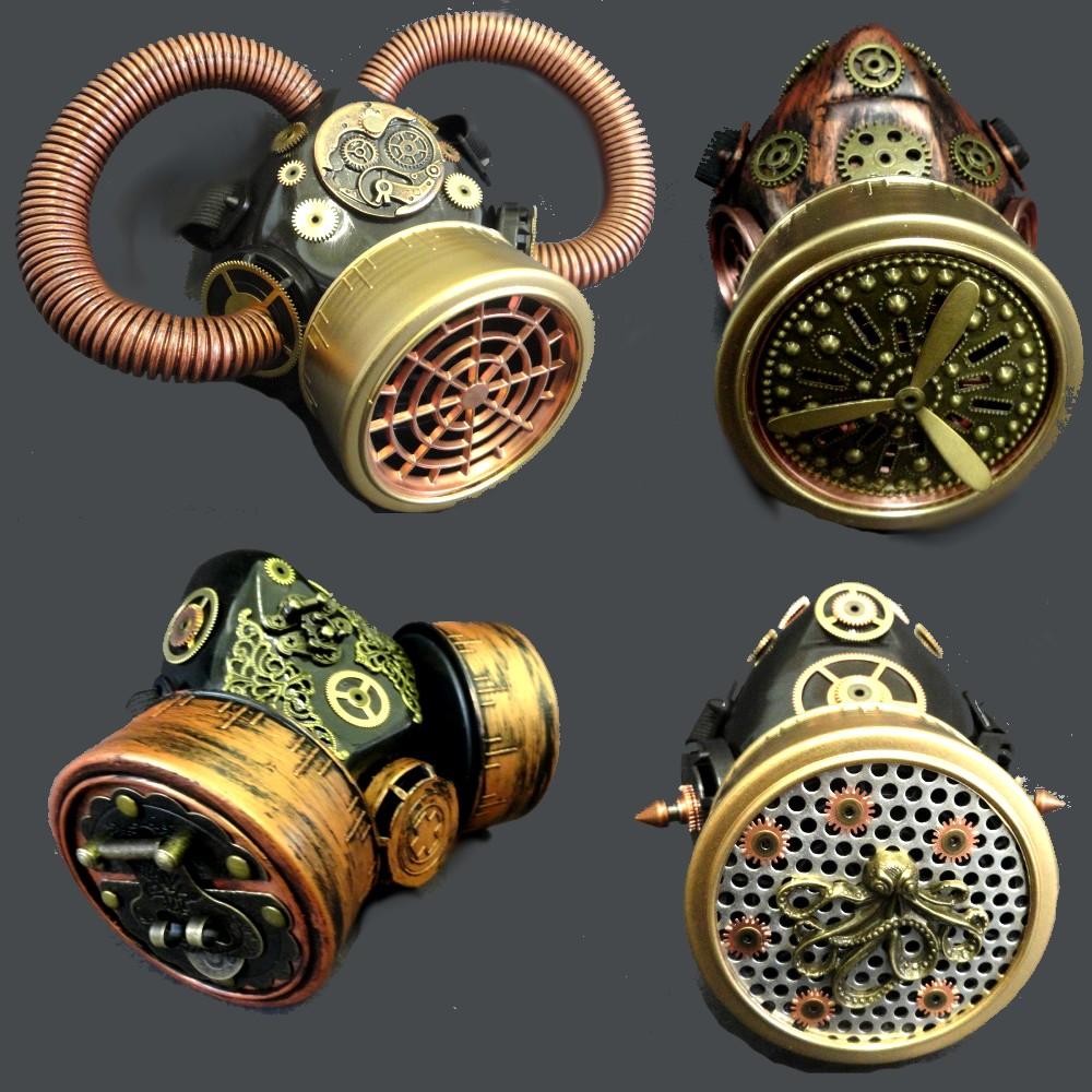 Accessoires steampunk homme