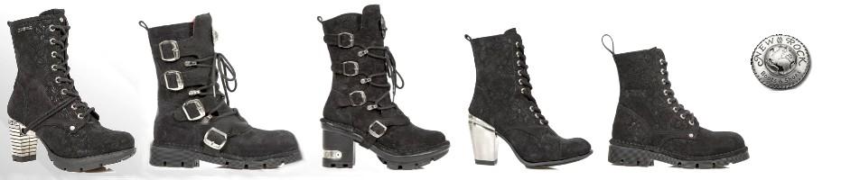 Chaussures et bottes New Rock