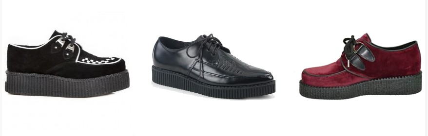 Chaussures-creepers
