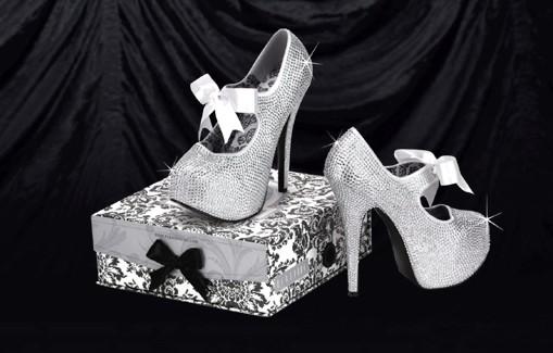 Chaussures escarpins plateformes