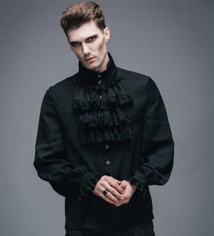 chemise gothique victorienne