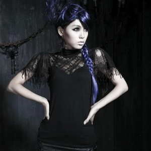 Haut gothique femme