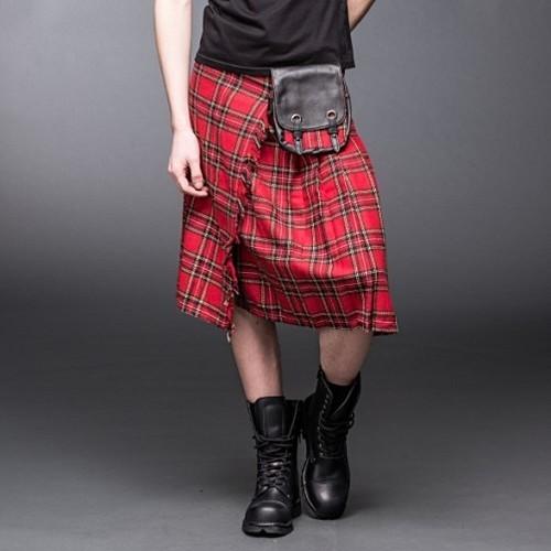 Kilt homme écossais