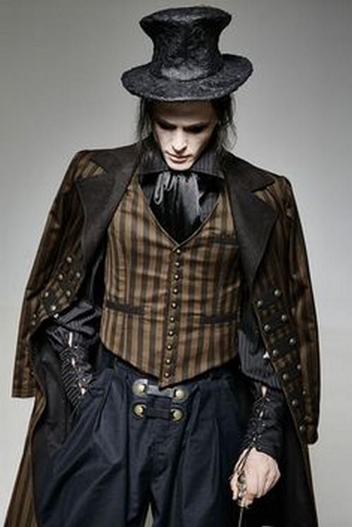 La mode steampunk l 39 antre de syria - Steampunk style vestimentaire ...