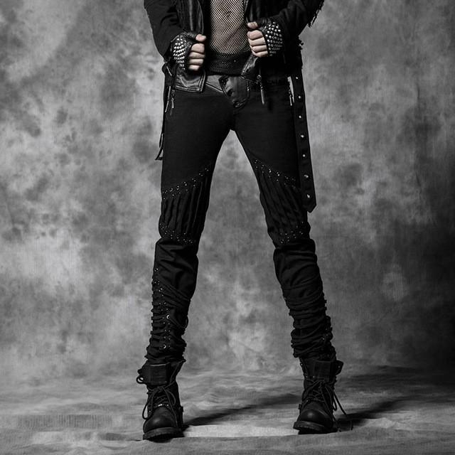 Pantalon gothique pour homme