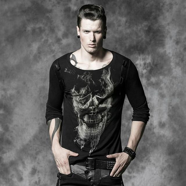 vêtement gothique pour homme