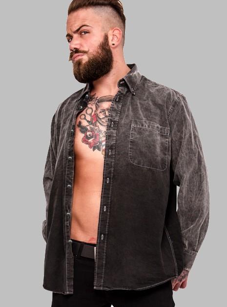 Vêtement rock homme